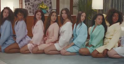"""Girls Call All The Shots In Dua Lipa's Video For """"New Rules"""""""