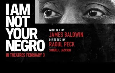 Watch The Trailer For I Am Not Your Negro