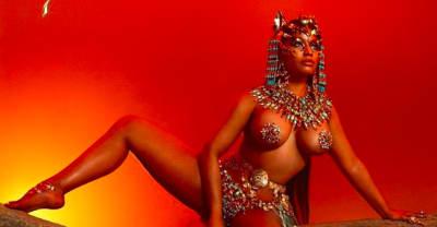 Nicki Minaj announces Queen album release date and shares artwork