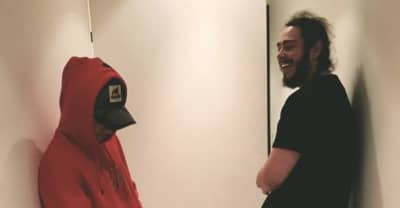 """Post Malone And Justin Bieber Connect On """"Deja Vu"""""""