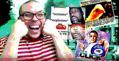 The Needle Drop pioneered music review vlogs. His lesser-known channel pandered to the alt-right.