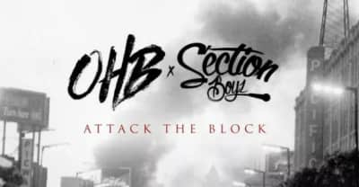 Chris Brown's OHB Connects With Section Boyz For Attack The Block Mixtape