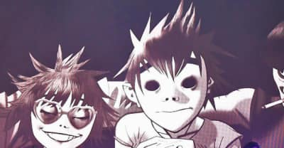 """Gorillaz Share """"Let Me Out,"""" A New Song Featuring Mavis Staples And Pusha T"""