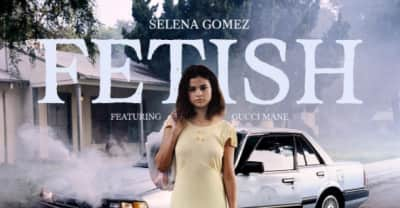 "Gucci Mane Joins Selena Gomez For ""Fetish"""