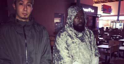 Trae Tha Truth Is Rescuing Flood Victims In Houston