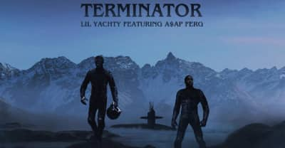 """Lil Yachty Shares """"Terminator"""" Featuring A$AP Ferg"""