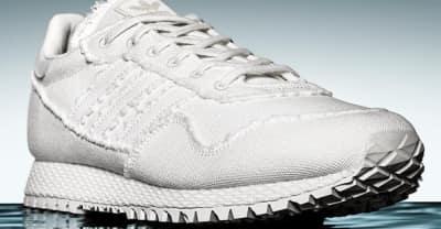 Adidas Originals Taps Artist Daniel Arsham For Sneaker Collab