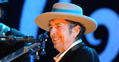 Bob Dylan Finally Acknowledges His Nobel Prize