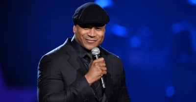 LL Cool J Is The First Rapper To Become A Kennedy Center Honors Recipient