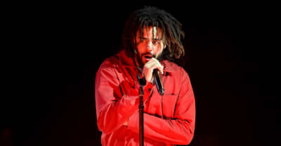 J. Cole Visited Inmates At San Quentin State Prison