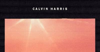 Listen To Calvin Harris's Funk Wav Bounces Vol. 1 Album