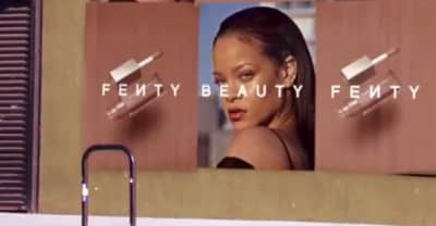 Rihanna Previews Her Fenty Beauty Line In New Video
