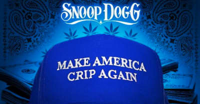Snoop Dogg's new project title will probably trigger Trump supporters