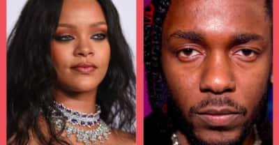 "Watch Rihanna and Kendrick Lamar perform ""LOYALTY."""