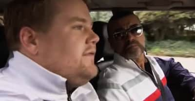 Watch George Michael And James Corden In The Sketch That Inspired Carpool Karaoke