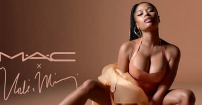 Nicki Minaj Shares New Collaboration With MAC