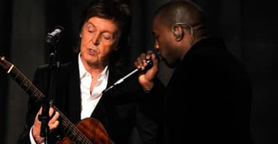 Kanye West, Paul McCartney, Ezra Koenig, And Dirty Projectors Collaborated On A Pablo Outtake