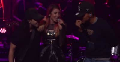 Watch Chance The Rapper and Skrillex Link Up For The Late Show Performance