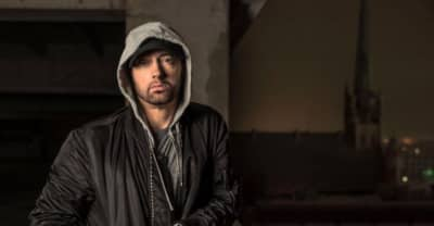 """Eminem will donate his proceeds from the """"Lose Yourself"""" lawsuit to hurricane relief"""