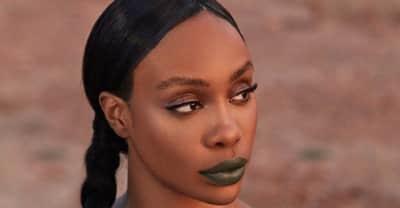 SZA is modelling for Fenty Beauty