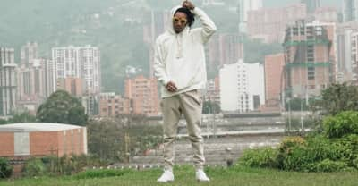 Wiz Khalifa Visited The Grave Of Pablo Escobar, And The Mayor Of Medellín Is Not Happy