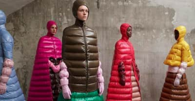 Moncler's Genius Project capsule drop has redefined everything a puffer coat can be