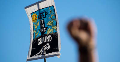 84 Gallons Of Oil Leaked From The Dakota Access Pipeline
