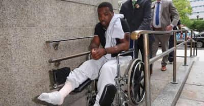 Troy Ave Released From Hospital, Held Without Bail