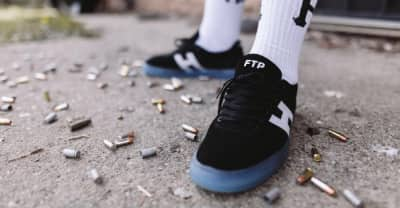 HUF and FUCKTHEPOPULATION Have Teamed Up And It's Badass