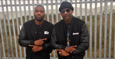 "Lethal Bizzle And Skepta Celebrate Their Success On ""I Win"""