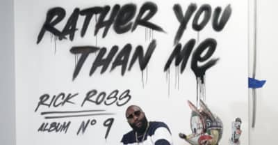 Rick Ross Announces New Album, Rather You Than Me