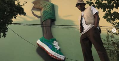 Tyler, The Creator's Golf Le Fleur* x Converse shoes are out now