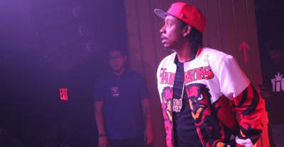 Report: Starlito Charged In Restaurant Shooting