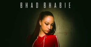 "Listen to Bhad Bhabie's new song ""Trust Me"""