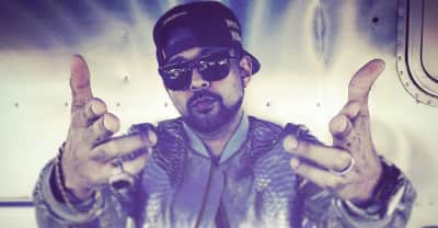 Sean Paul Makes Surprise Appearance At OVO Fest