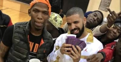 "BlocBoy JB and Drake's ""Look Alive"" debuts in Billboard top 10"