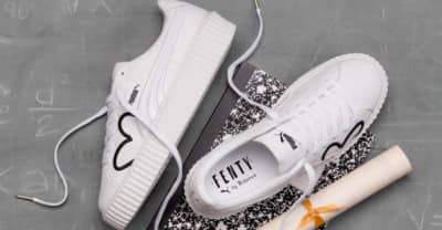 Rihanna Is Dropping Special Edition Creepers Next Week