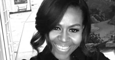 Michelle Obama Tweeted Support Of Chance The Rapper's Donation To Chicago Public Schools