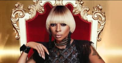 Mary J. Blige Drops Strength Of A Woman