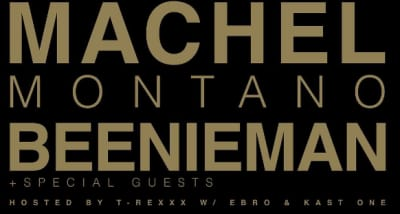 OVO Fest 2016 Adds Another Date, Machel Montano And Beenie Man To Headline