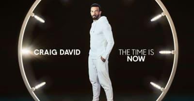 Craig David Announces New Album The Time Is Now