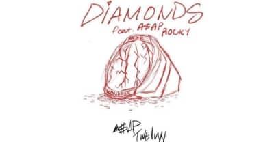 "A$AP Twelvyy Teams Up With A$AP Rocky On ""Diamonds"""