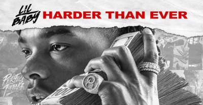 Lil Baby shares Harder Than Ever