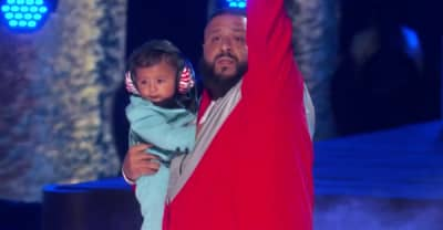 """Watch DJ Khaled Perform """"I'm The One"""" With Chance The Rapper, Lil Wayne, And Asahd At The 2017 BET Awards"""