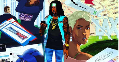 Stream Wale's New Mixtape Summer On Sunset
