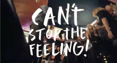 "Watch Justin Timberlake Premiere His New Single ""Can't Stop The Feeling!"""