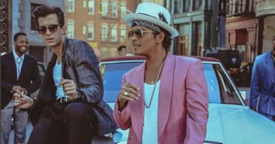 "Report: Bruno Mars, Mark Ronson Sued Over ""Uptown Funk"""