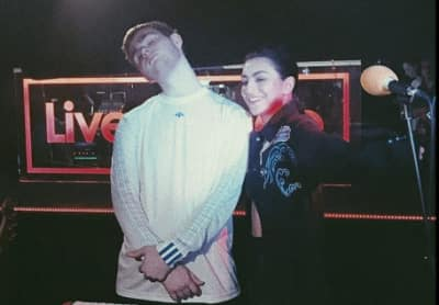 """Watch Mura Masa Perform With Charli XCX, Cover Drake's """"Passionfruit"""""""