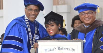 "Janelle Monáe Encouraged Students At Dillard University To ""Choose Freedom Over Fear"""