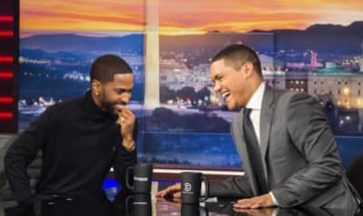 Watch Big Sean Discuss His I Decided. Album And The Ongoing Flint Water Crisis On The Daily Show